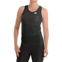 SUGOi RS Ice Tri Tank Top (For Women) in Black/White - Closeouts