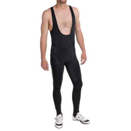 SUGOi RS SubZero Cycling Bib Tights (For Men) in Black - Closeouts