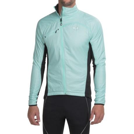 SUGOi RSE Alpha Bike Jacket - Polartec® Alpha® Insulation (For Men) in Ice Blue
