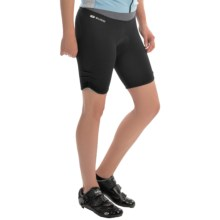 SUGOi Verve Cycling Shorts (For Women) in Black - Closeouts