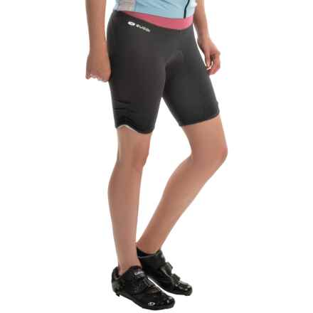 SUGOi Verve Cycling Shorts (For Women) in Bright Rose - Closeouts