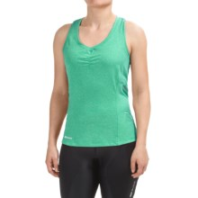 SUGOi Verve Cycling Tank Top - Racerback (For Women) in Glacier - Closeouts