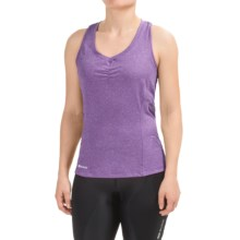 SUGOi Verve Cycling Tank Top - Racerback (For Women) in Purple - Closeouts