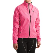 SUGOi Zap Full-Zip Cycling Jacket - Waterproof (For Women) in Super Pink - Closeouts