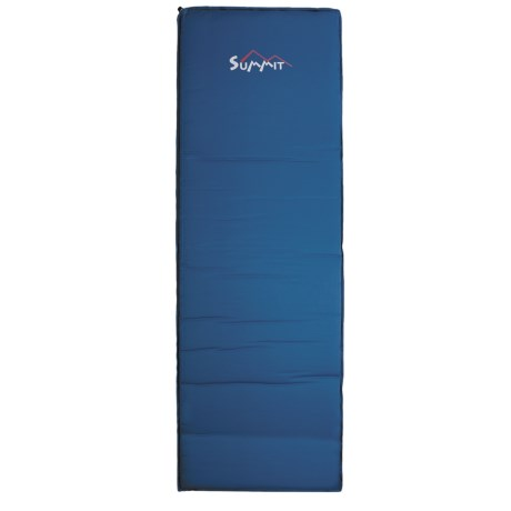 Summit Sleeping Pad - Self-Inflating, Long