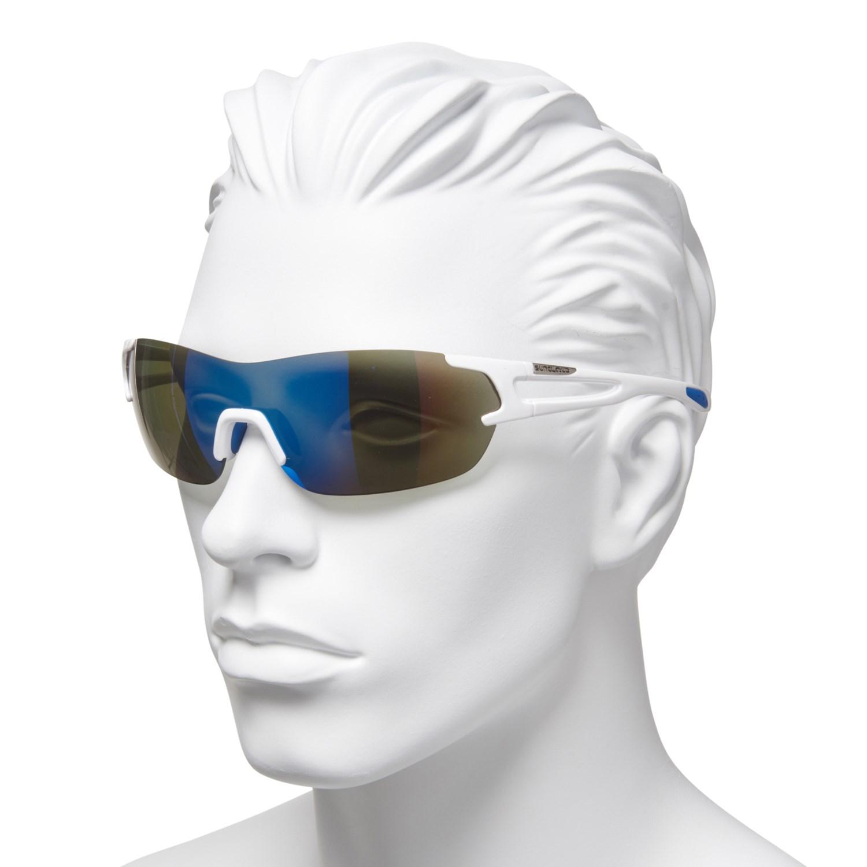 fe504e16e885 Suncloud Airway Rimless Mirror Sunglasses - Polarized (For Men and Women)