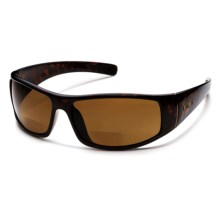 Suncloud Atlas Reader Sunglasses - Polarized in Tortoise/Brown - Closeouts