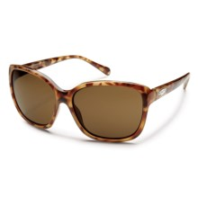 Suncloud Cayenne Sunglasses - Polarized (For Women) in Tortoise/Brown - Closeouts
