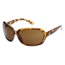 Suncloud Empress Sunglasses - Polarized (For Women) in Tortoise/Brown - Closeouts