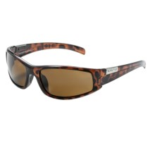 Suncloud Swagger Sunglasses - Polarized in Tortoise/Brown - Closeouts
