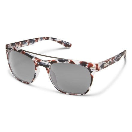 3c3d2039c38f Suncloud Tabor Sunglasses - Polarized (For Women) in Sprinkle Gray