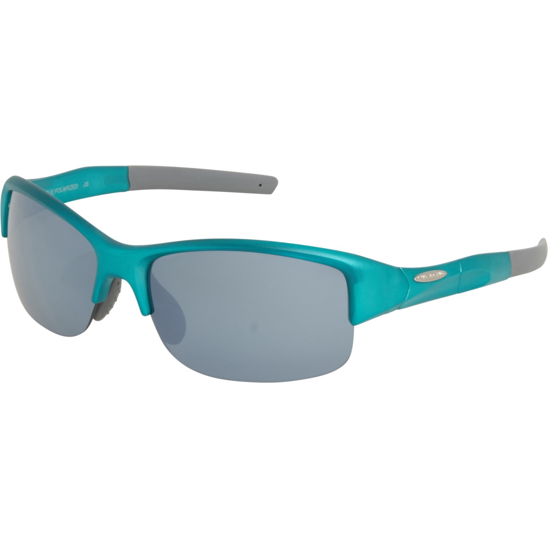 f5198eb6a5fd Suncloud Torque Mirror Sunglasses - Polarized (For Men) in Satin  Teal/Silver ...