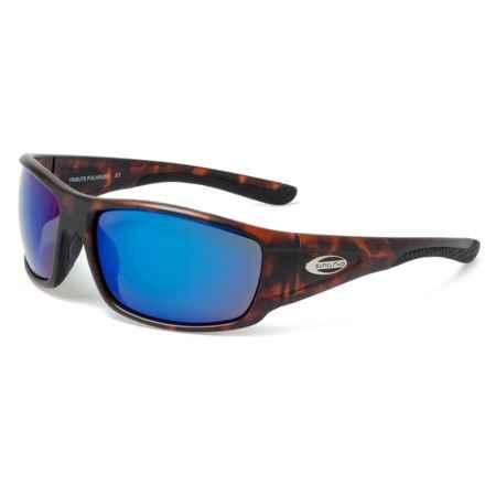 13c1c66ed9 Suncloud Tribute Mirror Sunglasses - Polarized (For Men and Women) in Matte  Tortoise