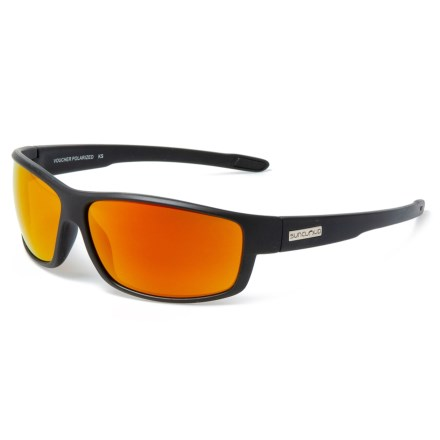 8f0d654e58 Suncloud Voucher Mirror Sunglasses - Polarized (For Men and Women) in Matte  Black