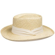 Sunday Afternoons Augusta Gambler Hat - UPF 50+ (For Men) in Ivory - Closeouts