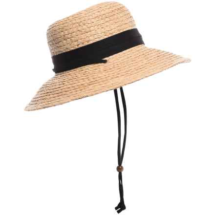 Sunday Afternoons Catalina Hat - UPF 50+ (For Women) in Natural - Closeouts