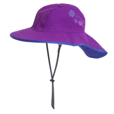 Sunday Afternoons Cloudburst Hat - Waterproof (For Little and Big Kids) in African Violet/Iris - Closeouts