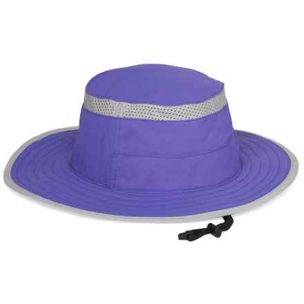 Sunday Afternoons Cruiser Hat - UPF 50+ (For Little & Big Kids) in Iris/Grape - Closeouts