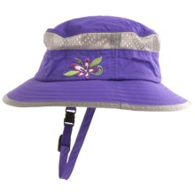 Sunday Afternoons Fun Bucket Hat - UPF 50+ (For Infants) in Iris - Closeouts