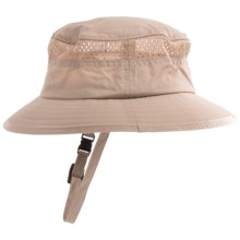 Sunday Afternoons Fun Bucket Hat - UPF 50+ (For Infants) in Tan/Chaparral - Closeouts