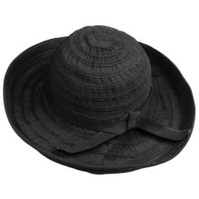 Sunday Afternoons Garden Hat - UPF 50+ (For Women) in Black - Closeouts