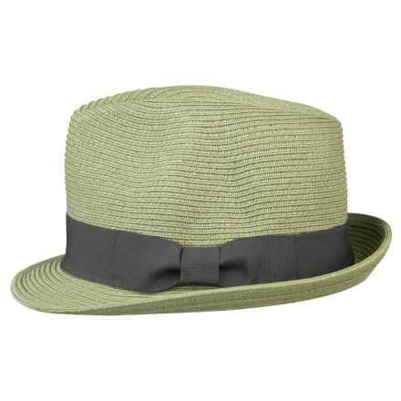 Sunday Afternoons Gecko Fedora Hat - UPF 50+ (For Little and Big Kids) in Sage - Closeouts