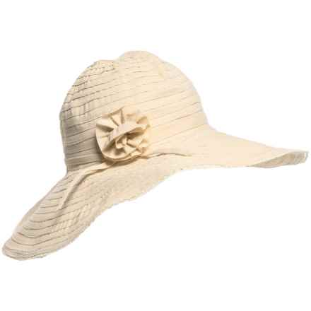 Sunday Afternoons Natalie Hat - UPF 50+ (For Women) in Whipped Cream - Closeouts