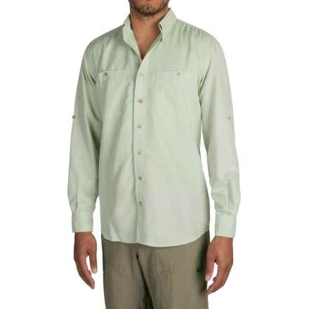 Sunday Afternoons Oasis Shirt - UPF 50+, Long Sleeve (For Men) in Agave - Closeouts