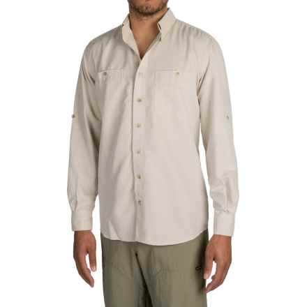 Sunday Afternoons Oasis Shirt - UPF 50+, Long Sleeve (For Men) in Desert - Closeouts
