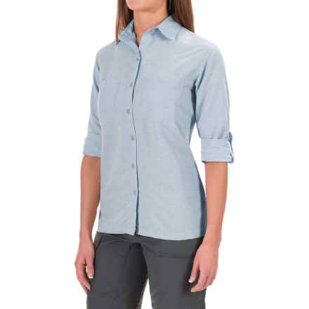 Sunday Afternoons Oasis Shirt - UPF 50+, Long Sleeve (For Women) in Sea - Closeouts