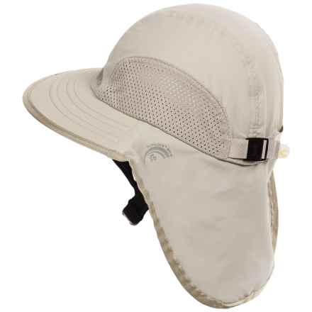Sunday Afternoons Offshore Water Hat - UPF 50+ (For Big Kids) in Cream/Sand - Closeouts