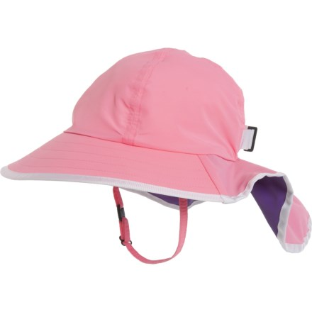 5a7e9b2b519 Sunday Afternoons Pink-Grape Play Hat - UPF 50+ (For Girls) in