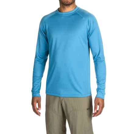 Sunday Afternoons Radiant T-Shirt - UP 50+, Long Sleeve (For Men) in Glacier - Closeouts