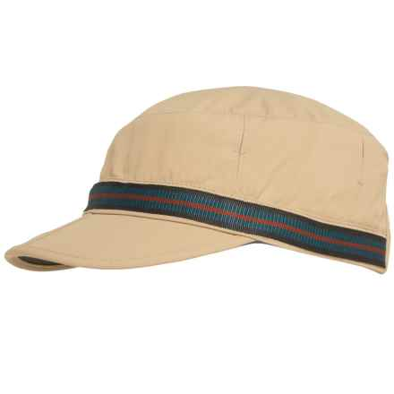 Sunday Afternoons River Tripper Cap - UPF 50+ (For Men and Women) in Khaki - Closeouts