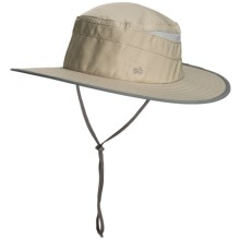 Sunday Afternoons Sojourner Sun Hat - UPF 50+ (For Men and Women) in Thistle - Closeouts