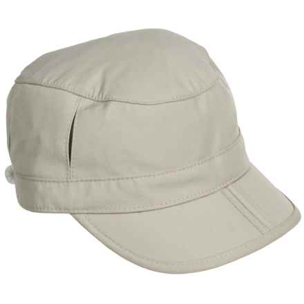 Sunday Afternoons Sun Tripper Cap - UPF 50+ (For Little and Big Kids) in Cream/Gray - Closeouts