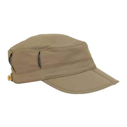 Sunday Afternoons Sun Tripper Cap - UPF 50+ (For Little and Big Kids) in Juniper/Gray - Closeouts
