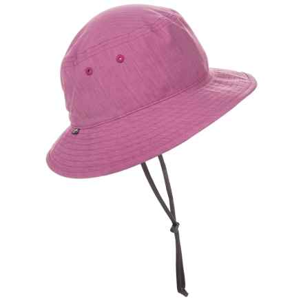 Sunday Afternoons Sunfire Bucket Hat - UPF 50+ (For Women) in Berry - Closeouts