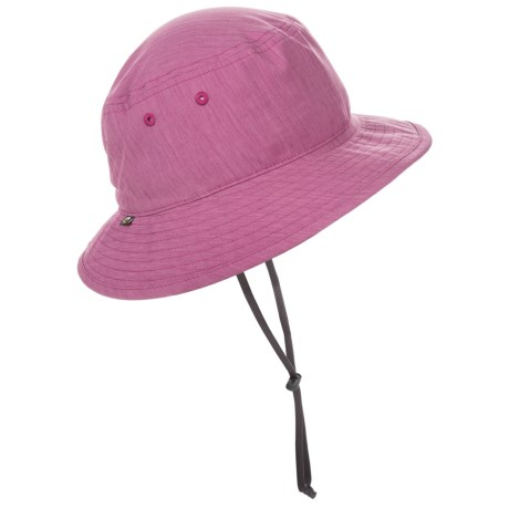 Sunday Afternoons Sunfire Bucket Hat - UPF 50+ (For Women) in Berry