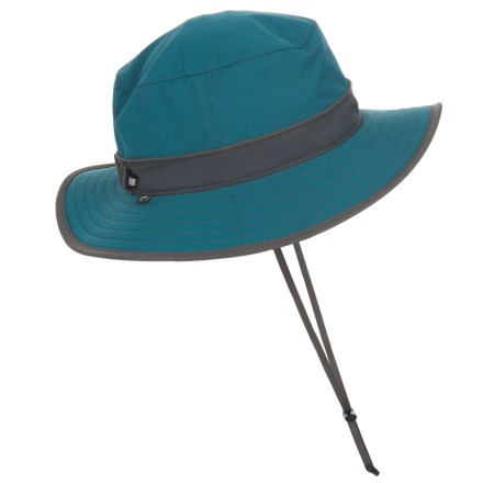0693ee0fab87bd Sunday Afternoons Trailhead Boonie Hat - UPF 50+ (For Women) in Blue  Mountain