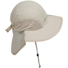 Sunday Afternoons Traveler Sun Hat - UPF 50+ (For Men and Women) in Cream - Closeouts