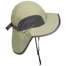 Sunday Afternoons Traveler Sun Hat - UPF 50+ (For Men and Women) in Sagebrush - Closeouts