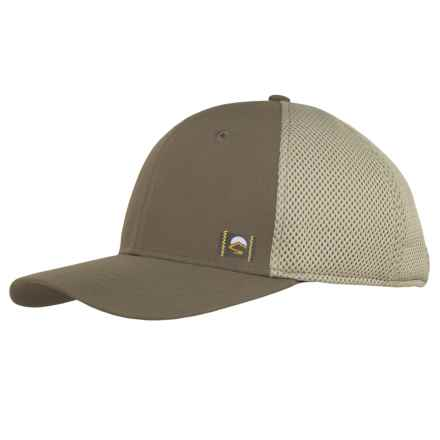 Sunday Afternoons UV Trucker Hat - UPF 50+ (For Men and Women) in Brown - Closeouts