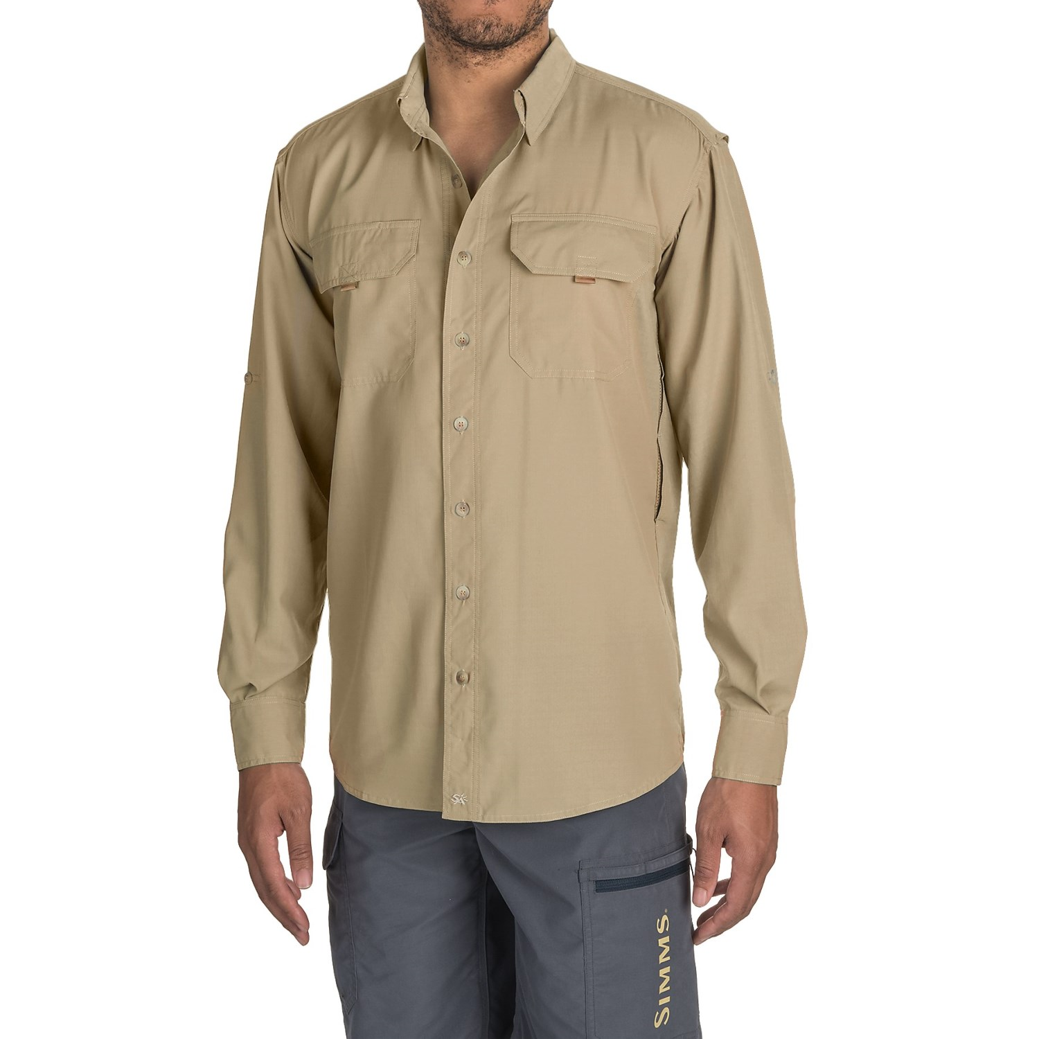 Sunday afternoons voyager shirt upf 50 long sleeve for Men s upf long sleeve shirt
