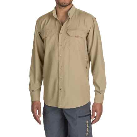 Sunday Afternoons Voyager Shirt - UPF 50+, Long Sleeve (For Men) in Khaki - Closeouts