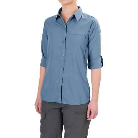 Sunday Afternoons Voyager Shirt - UPF 50+, Long Sleeve (For Women) in Brook - Closeouts