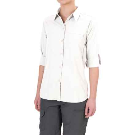 Sunday Afternoons Voyager Shirt - UPF 50+, Long Sleeve (For Women) in White - Closeouts