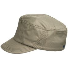 Sunday Afternoons Zephyr Military Cap - UPF 50+ (For Men and Women) in Thistle - Closeouts