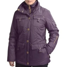 Sunice Kyara Insulated Jacket (For Women) in Purple Haze - Closeouts