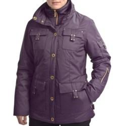Sunice Kyara Insulated Jacket (For Women) in Purple Haze